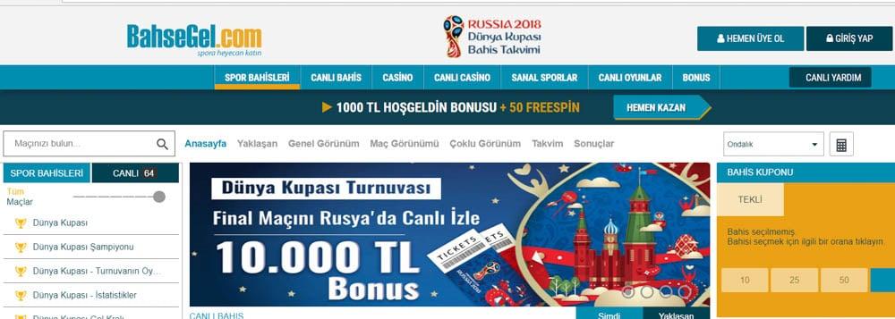 En Sevilen Site Canli Casino Oyunlari